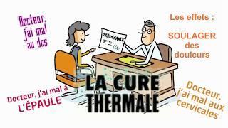Notre 1ere cure thermale à VERNET LES BAINS (66)