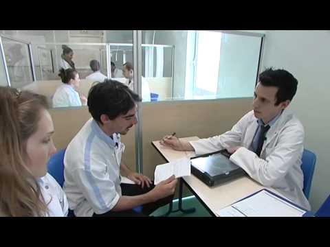 Un Jour à La Clinique De L'Ecole Supérieure D'Ostéopathie