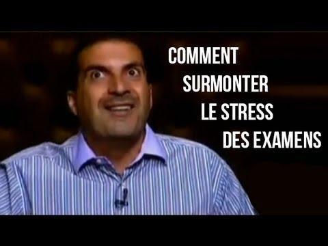 Comment Surmonter Le Stress Des Examens -