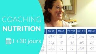 Coaching Nutrition J+30 jours