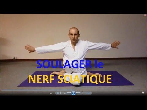 Soulager Le Nerf Sciatique - Yoga Lyon