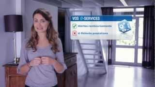 Mutuelle Ociane: services en ligne