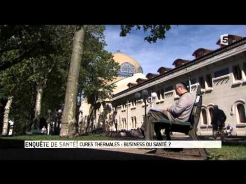 Enquête De Santé Cures Thermales : Business Ou Santé ?