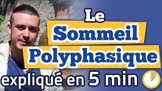 Le sommeil polyphasique expliqué en 5minutes