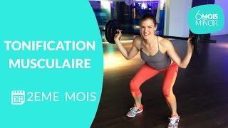 Renforcement musculaire 2ème mois