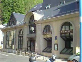 La Bourboule: La Résidence Thermale Choussy