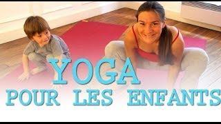 Séance de Yoga pour les enfants