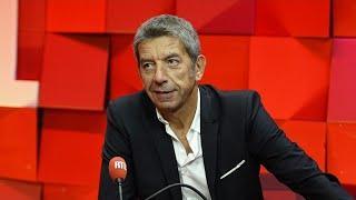 """Michel Cymes : """"Contre l'hypertension artérielle, optez pour la marche ou la natation"""""""