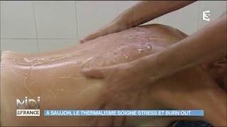 Les Thermes de Saujon, une cure post burn-out