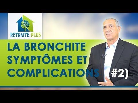 Bronchite : Symptômes Et Complications - Conseils Retraite Plus
