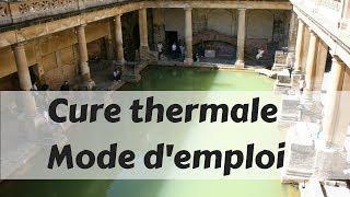 cure thermale mode d'emploi/les bienfaits des minéraux contenus dans l'eau thermale