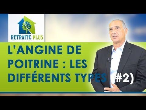Angine De Poitrine Ou Angor- Les Différents Types- Conseils Retraite Plus