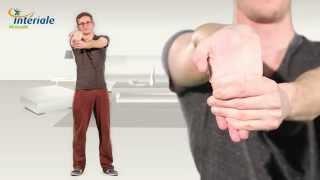 Intériale - Exercices pour rester en forme: Mon cou, ma main - A la maison