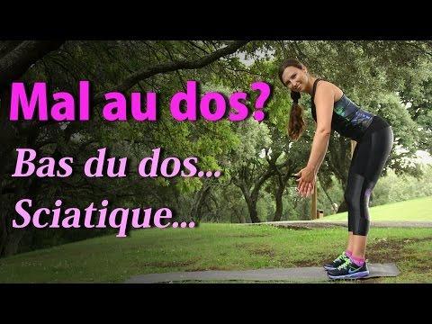 Mal De Dos Et Sciatique: Pourquoi Cette Douleur + 4 Exos Pratiques?