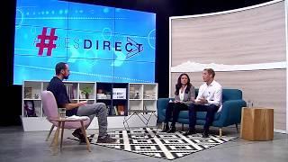 Interview sur l'étiopathie sur la 8 Mont Blanc