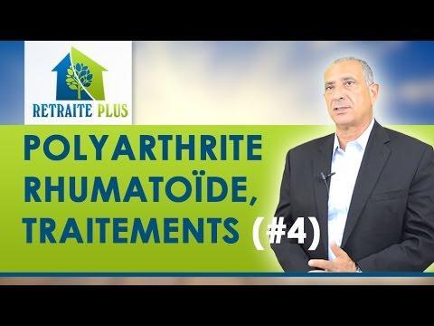 Polyarthrite Rhumatoïde : Traitements - Conseils Retraite Plus