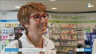 Réaction déremboursement homéopathie en Alsace