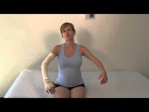 Exercices Pour Le Lymphoedème Du Bras-Méthode Casley-Smith