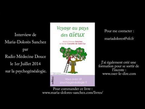 Interview Par Radio Médecine Douce Le 1er Juillet 2014