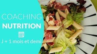 3eme Coaching Nutrition J+45 jours