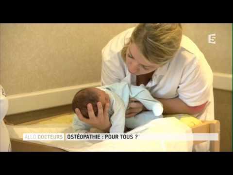 Ostéopathie Contre Le Torticolis Bebe
