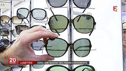 Le remboursement des lunettes par les mutuelles bientôt plafonné