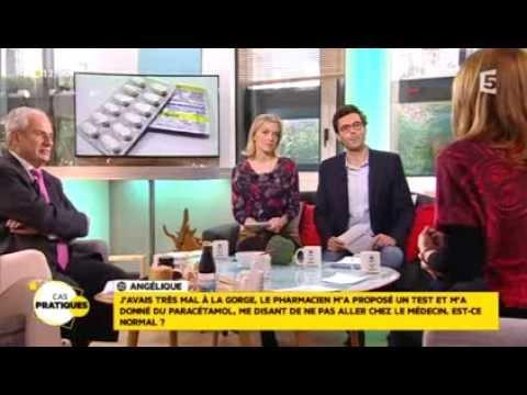 Angine Virale Ou Bactérienne: La Réponse En Pharmacie!