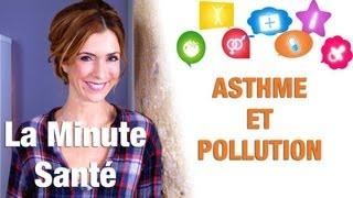 La pollution et l'asthme allergique