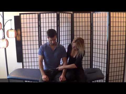 Ostéopathie - Traitement De L'épaule